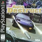 Auto Destruct (Sony PlayStation 1, 1998)