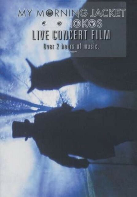My Morning Jacket - Live in Concert Film DVD NEW UK RELEASE R2