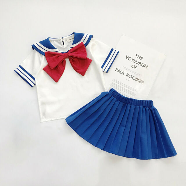 Sailor Moon Cosplay Usagi Tsukino Costume Sailor Uniform Dress High Quality New