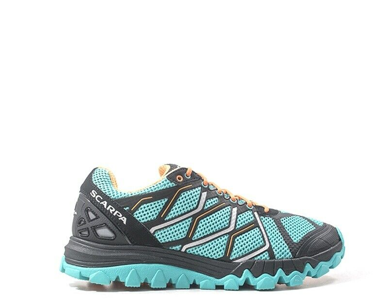 shoes SCARPA women Trekking  black PU,Tessuto 33020-352-001