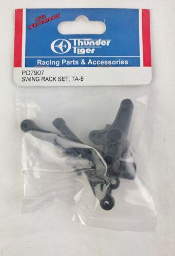 THUNDER TIGER PD7907 Steering Swing Rack Set Ta-B pour Tomahawk BX