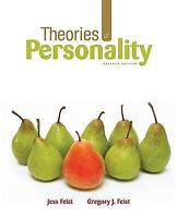 Theories of Personality by Gregory J. Feist, Jess Feist (2008, Paperback)