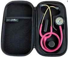 SALE! Black Carry Case for Littmann Stethoscope Classic II, Classic III, Master