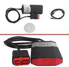 Para Delphi DS150E coches/camiones Diagnóstico Escáner OBD/OBD2 Bluetooth + Regalo 2015.3