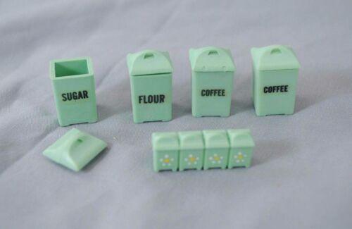 Puppenstuben & -häuser Kanister Set Puppenhaus Miniatur Cb144j 1/12 Maßstab Kunststoff