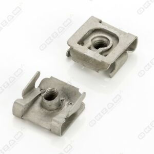 Details about 2x Headlight Repair Snap Nut for Toyota Corolla E14 E15 Yaris  P1