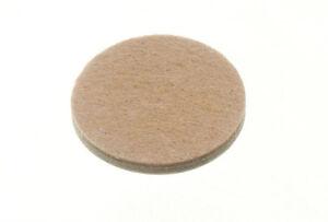 12-de-Feutre-Coussinets-Adhesif-Sol-Derapage-Protecteur-2-5cm-25MM-4E4