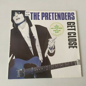 VINYL LP The Pretenders Get Close 1986 WEA Records 240 976 1 NM/NM