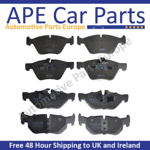 BMW 316-325 E90 05-12 Front /& Rear Pads Set NEW