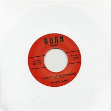 ELMORE JAMES  SHAKE YOUR MONEYMAKER/LOOK ON YONDER WALL   BURN Re-Issue/Re-Pro