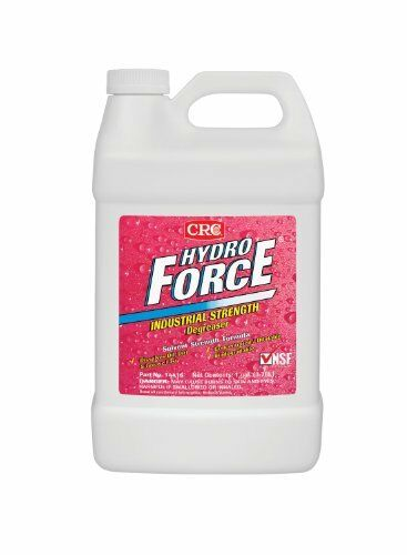 CRC 14416 HydroForce Industrial Strength Degreaser - 1 Gallon, New, Free Shippin