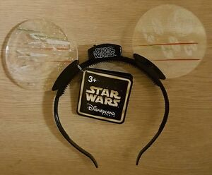 Serre tête / Headband Disneyland Paris STAR WARS Lumineux / Light Up Flash