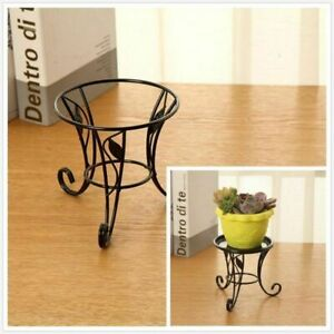 5-039-039-Metal-Outdoor-Indoor-Pot-Plant-Stand-Garden-Decor-Flower-Rack-Wrought-Iron