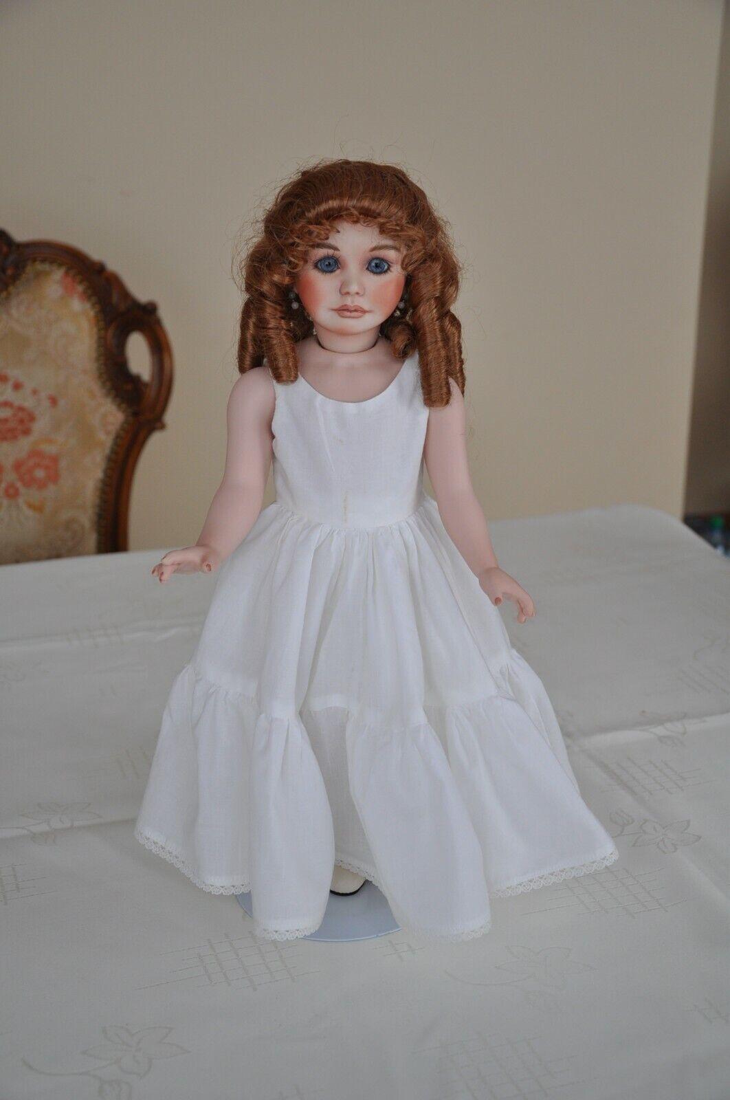 Porcelain doll BETHANY AUDREY T HAHANN HAHANN HAHANN 28662e