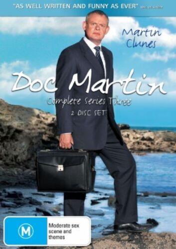 1 of 1 - Doc Martin : Season 3 (DVD, 2008, 2-Disc Set)