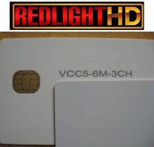 Redlight HD TV Karte 6 Monate Viaccess Card