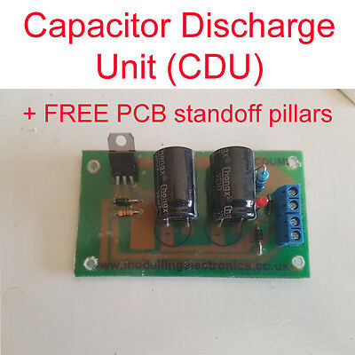 Dual Mk3 Cdu Capacitor Discharge Unit Hornby Seep Peco Points Motor Cdu