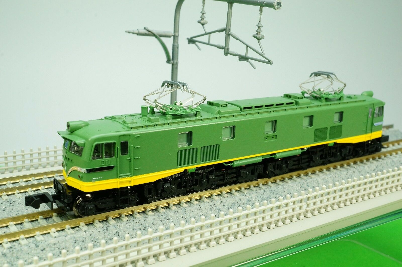 KATO 3048 JNR Electric Locomotive EF58 Aodaisho Early Version(N Scale) New