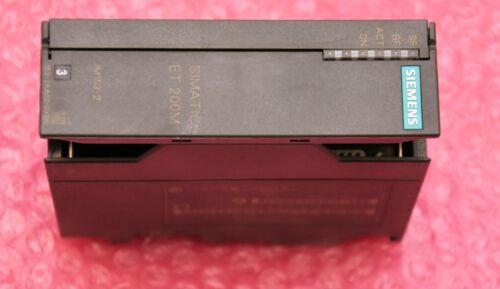 Siemens Simatic S7 IM 153-2 Anschaltung ET200M  Typ:6ES7153-2AA02-0XB0 09 E