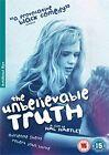 The Unbelievable Truth DVD Region 2