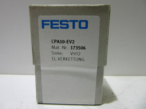 FESTO CPA10-EV2