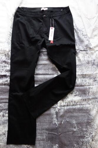 755 N 048 L//K Normal 44 Schwarz 572 Sheego Stoffhose Hose Jeans Gr Long