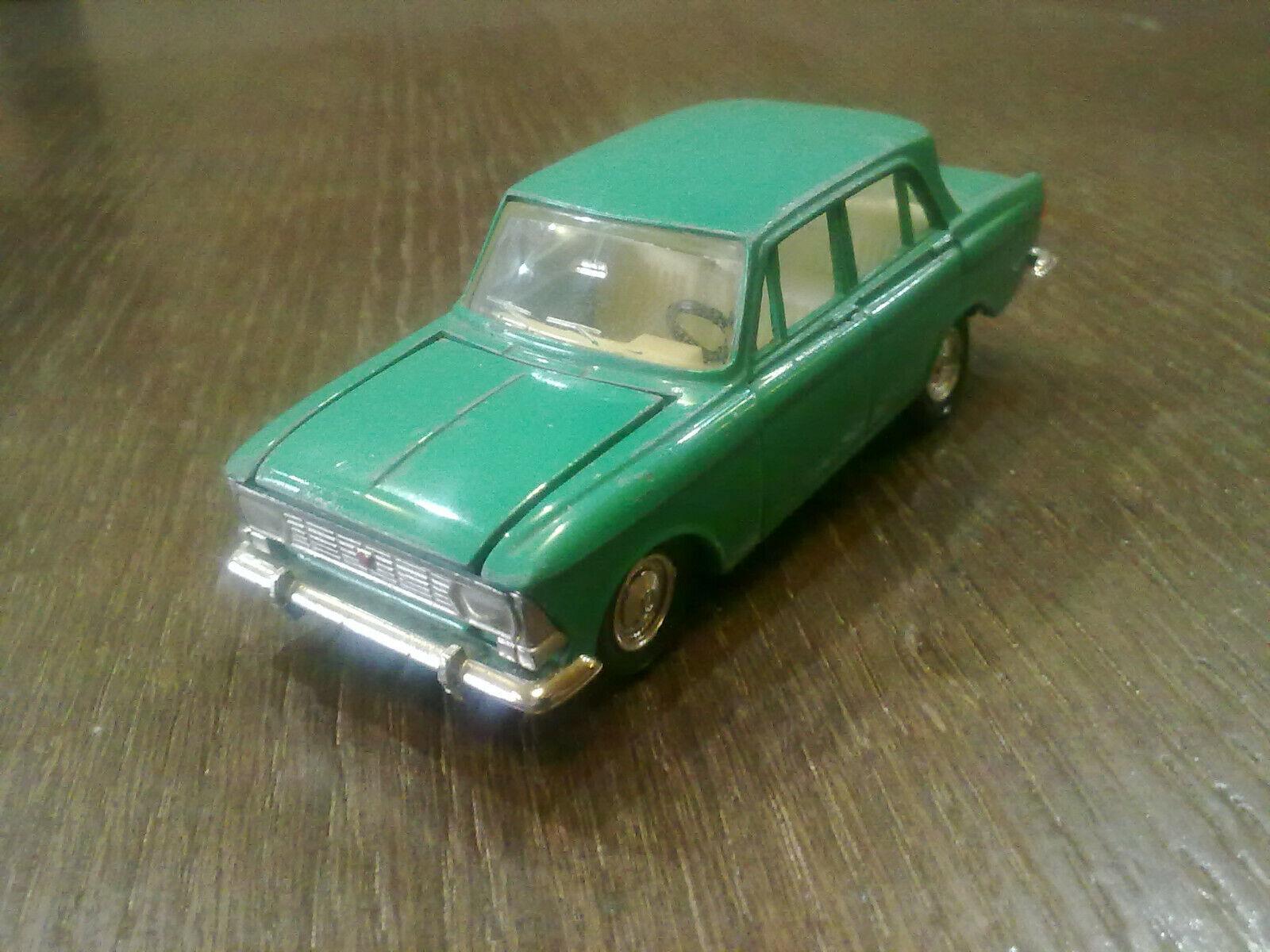 Vintage  MEGA-RARE URSS-Russe MOSKVITCH 408 A1  peu coûteux