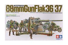 Tamiya 35017 Maquette 1/35 German 88mm Gun Flak 36.37