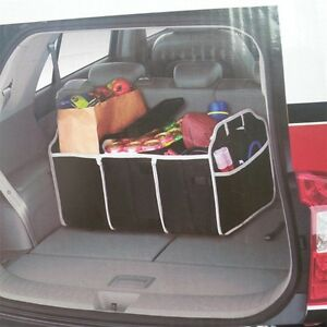quality 2 in 1 car boot organiser shopping tidy heavy duty. Black Bedroom Furniture Sets. Home Design Ideas