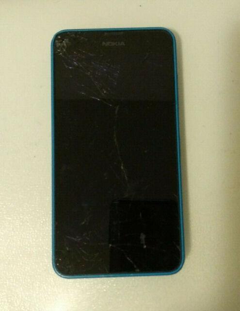 Nokia Lumia 635 RM-1078 Windows Smart Phone Smartphone Cyan Boost Mobile