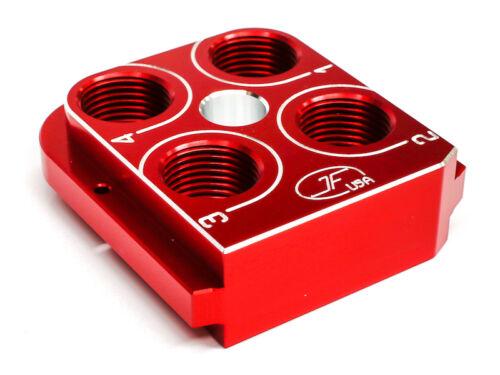 Dillon Precision RL550B  Style tool head Billet Aluminum CNC toolhead  JoferUSA