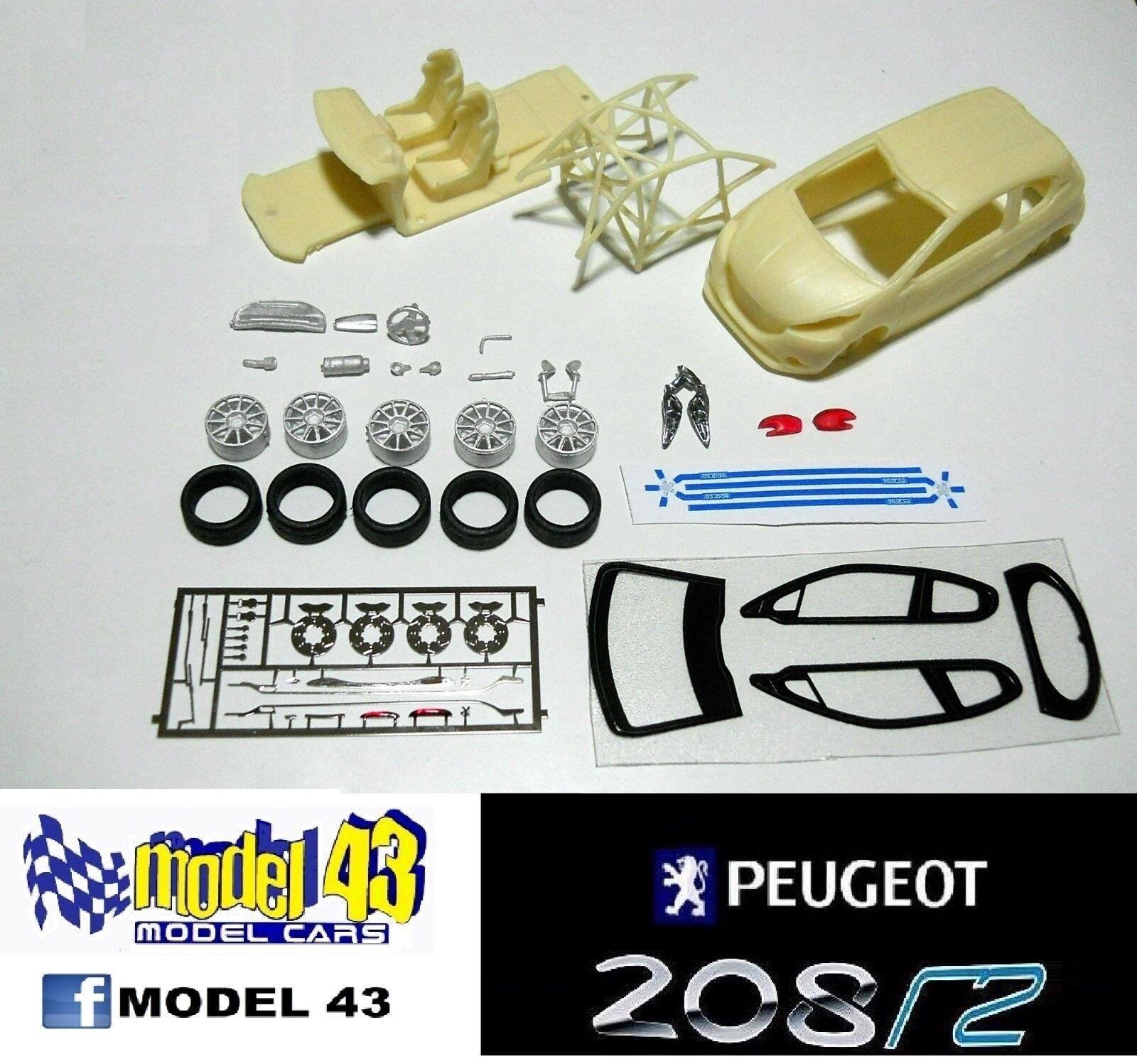 Peugeot 208 R2 - KIT MONTAGE