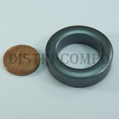 FT23-77 Tore ferrite amidon 5.80x3.05x1.52mm 50Mhz 390nH lot de 4