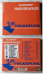 AUSSEER-HARDBRADLER-Volkspunk-2004-Limited-Edition-Digipak-CD-OVP-NEU