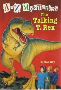 The-Talking-T-Rex-by-Ron-Roy-2003-Book-Other