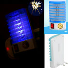 HOT! LED  Socket Electric Mosquito Fly Bug  Insect Night Lamp Killer Zapper  new