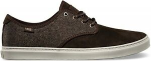 Off Hombre 5 The Tortuga Paloma Zapatos Tweed Otw 6 Vans Ludlow Wall Ante Marrón vd75ng