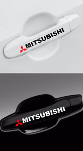 Mitsubishi-Lancer-decal-with-Logo-for-Door-Wheel-Vinyl-Decal-Stickers-Set-of-4