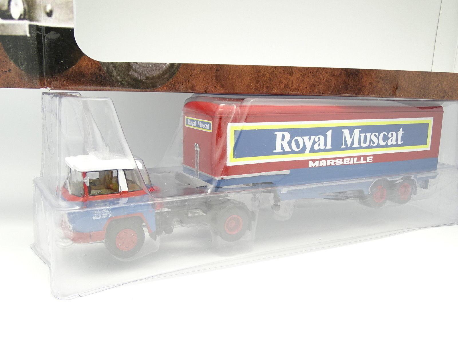 preferenziale Ixo Camion antico 1 43 - Willèmes LD610 TBH TBH TBH Cabina Horizon Royal Muscat  spedizione e scambi gratuiti.