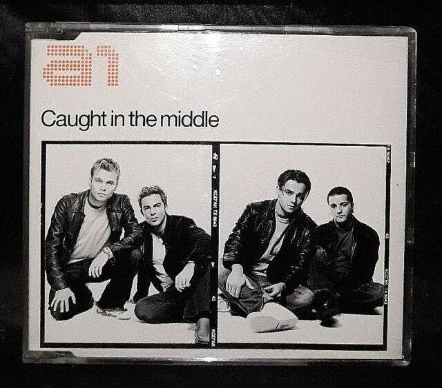 A1 - Caught In The Middle - CD