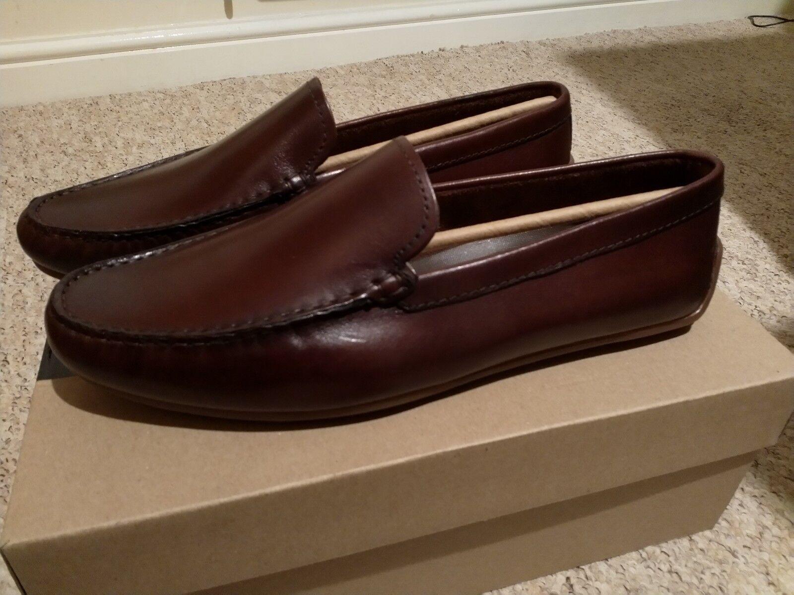 Recortes de precios estacionales, beneficios de descuento Clarks Hombre Zapatos Mocassins borde reazor-Nuevo
