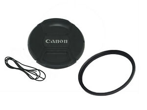 52mm-Snap-on-Front-Lens-Cap-Cover-52-mm-MC-UV-Filter-for-Canon-Camera