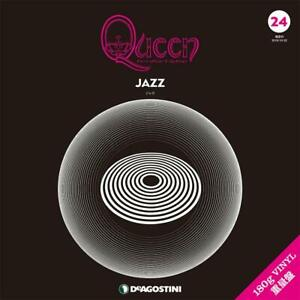 Queen-LP-Record-Collection-24-JAZZ-180g-Vinyl-DeAGOSTINI-Freddie-w-Track
