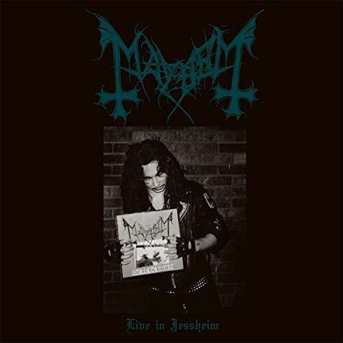 Mayhem - Live In Jessheim (NEW CD+DVD)