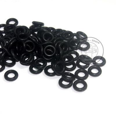 3.8~51.8MM Green FKM Rubber Airtight O-Ring (Line diameter:3.1mm)