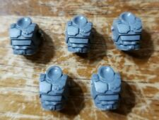 Cadian Shock Troop Head Bits x5 Warhammer 40k Imperial Guards