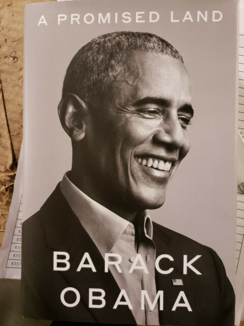 A Promised Land by Barack Obama Book | Hardcover | Brand New | Free Shipping