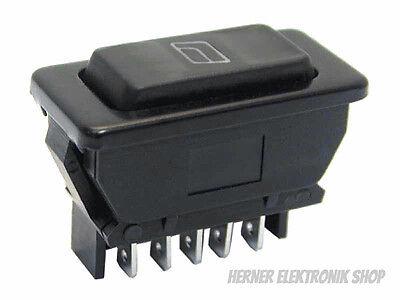 ASW-13 Schalter beleuchtet  rot 12V//20A 3-polig KFZ