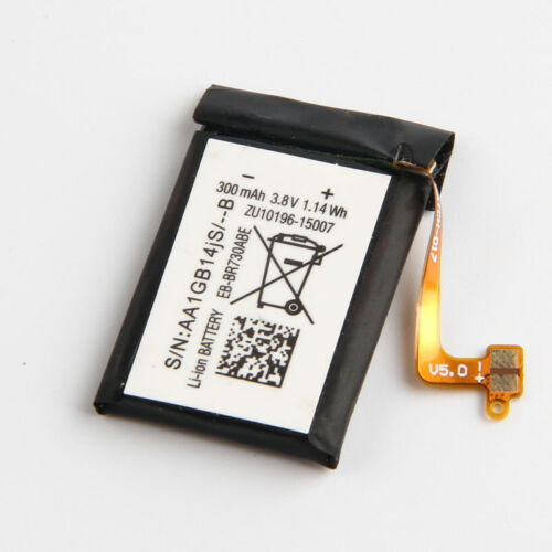 New 300mAhl EB-BR730ABE Battery for Samsung Gear S2 classic 3G /& S2 3G R730