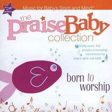 Praise Baby Collection: Born to Worship by Various Artists Dvd